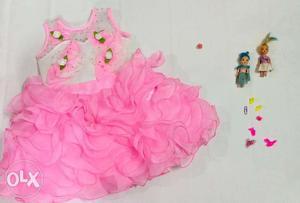 Baby Birthday Celebration Dresses (Stating 750)