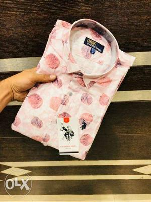 Cotton shirt at best prices