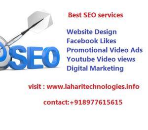 Lahari Technologies WEB Development | Digital Marketing