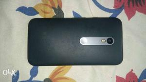Moto G3 awesome condition 4g volte mobile dual