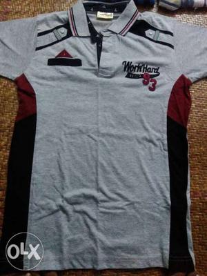 4pc Shirts. and 1pc T Shirt 760 Ami Use korini