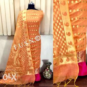 Banarasi suits with silk / cotton Salwar Check &