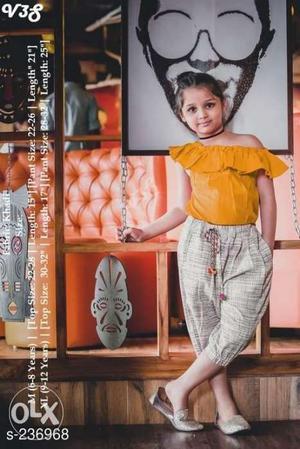 Brand new indo westren dresses for girls 6-12