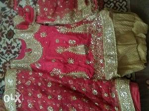 Clothes...bridal wear...wore for 5hrs...designer