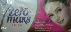 For Clear Glowing Fairness Cream. For All Skin