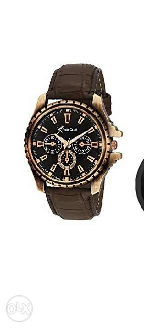 New Rich Club Watch JuSt For 400 rs. Market Price