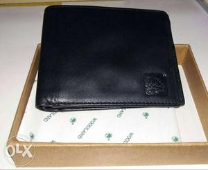 Original woodland leather wallet those who want