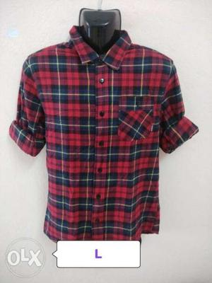 Men's branded shirts at lowest price