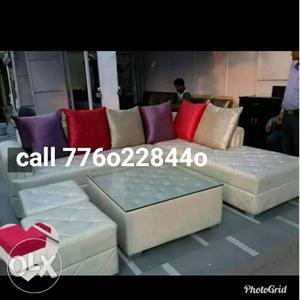 Sofa manufacturing 3 year warranty call o