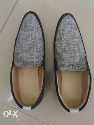 Brand New Royal Function Shoes.Color-Blue/Grey.Size-8.Mrp