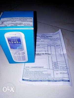 Samsung Metro 313 Dual sim With original bill and