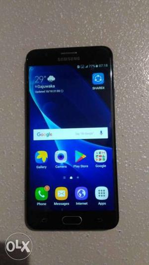 Samsung galaxy on nxt 64GB 3GB RAM Good condition