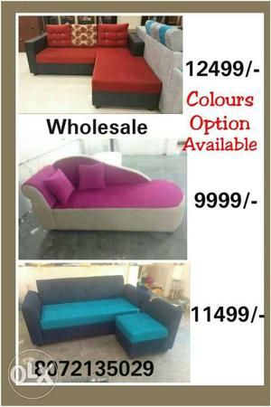 Sofa set offer price now