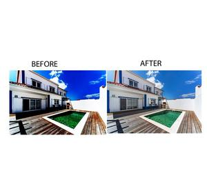 Post Processing of Real Estate Images Delhi