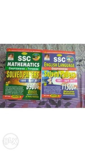 SSC CGL Maths reasoning and english