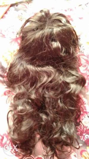 Women's Brown Hair Wig