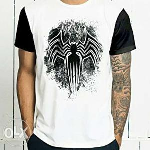 AmaZing venom T shirt only 5 left with size of L