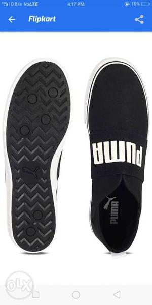 Brand new puma casual shoes for sale size - 8