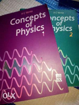 HC Verma physics for jee and neet new books, bargain