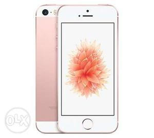 TWO months used iphone se 32 gb with full box and