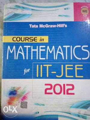 Tata McGraw-Hill's Mathematics for IIT JEE In