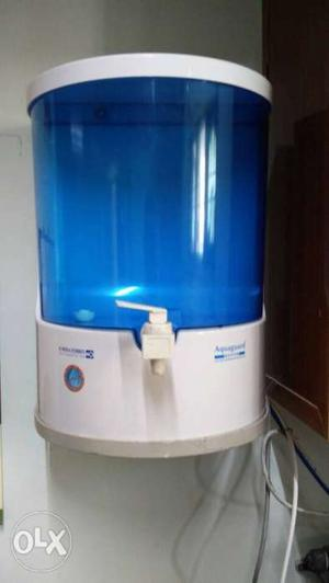 Aqua guard White Water Purifier