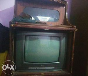 Black Lg Coloured Tv 3yrs Old
