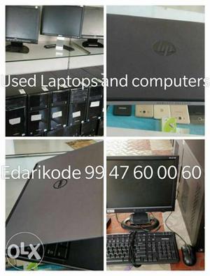 Dual Core, Core 2 Duo, Core i3, Core i5 Core i7.