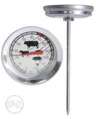 Meat Thermometer/ kitchen scale for best cooking measuring