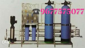 New ro water purifier plant with best quality