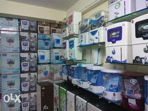 Nexus Pure Aquafresh 14 Ltr Rouvuf Water Purifier