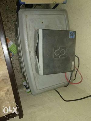 Sukam inverter with battery in good condition