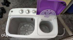 Sumsung washing machine 3 years old