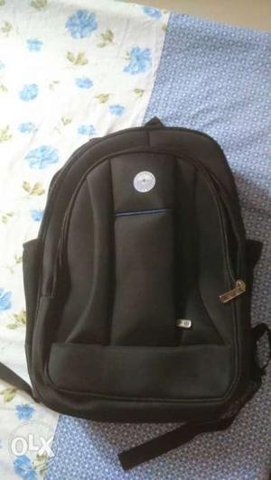 Brand new laptop back pack. very spacious. can be