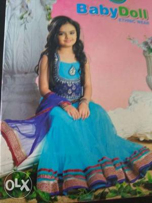 Lehnga for girls aged 6 to 7 years