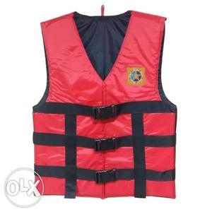 Life Jacket rental Rs. 150 deposit Rs. 750 per piece