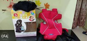 Unused Mee Mee 3 way baby carrier - to be used
