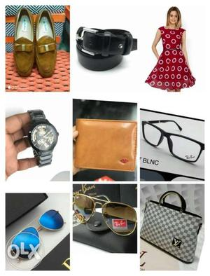 We have a huge collection of fashion wear and accessories