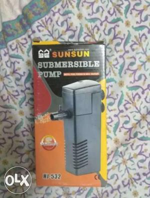 Gray Sunsun Submersible Pump