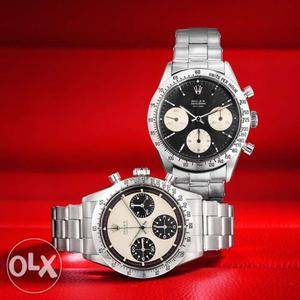 We Buy and sell used luxury swiss watches