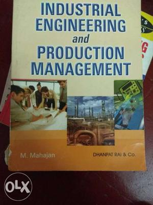 Industrial Engineering And Production Management Textbook