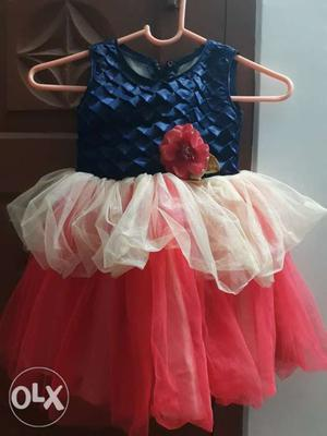 For girl 2 to 3 times uses dress and new