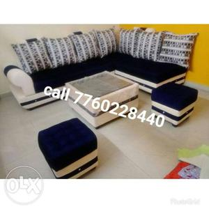 Sofa manufacturing 3 years warranty fabric call