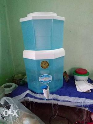 3 month old non electric water purifier