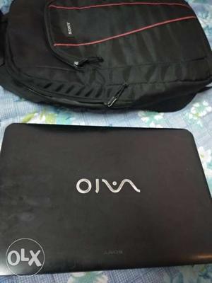 Black Sony Vaio Laptop i5 3rd generation