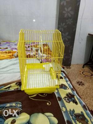 Iove birds pinjra No use in best condition
