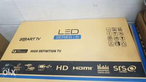Sony And Samsung Brand new led smart TV at best