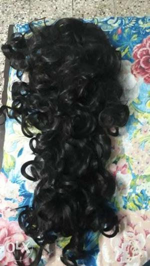 It's new two hair wigs one for 800/- and second