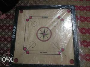Brand new carrom board bought 1 day before and