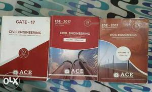 CIVIL ENGG Objective books for both IES and GATE
